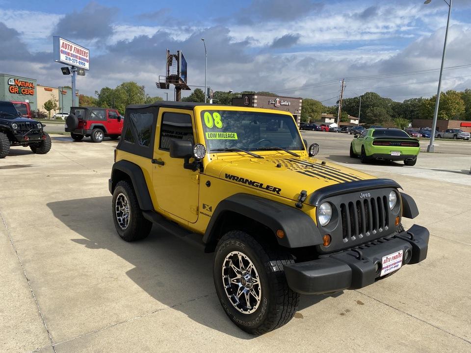 2008 Jeep Wrangler Sport  - 633996  - Auto Finders LLC