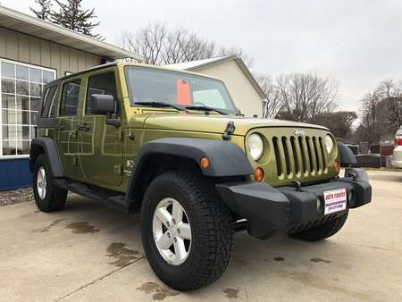 2007 Jeep Wrangler Unlimited  for Sale  - 137703  - Auto Finders LLC