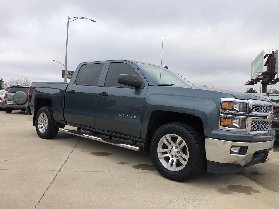 2014 Chevrolet K1500 LT  - 203926  - Auto Finders LLC
