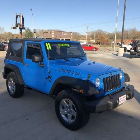 2011 Jeep Wrangler Sport for Sale  - 618199  - Auto Finders LLC