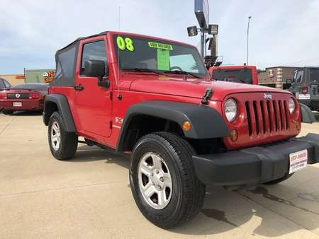 2008 Jeep Wrangler  for Sale  - 44738  - Auto Finders LLC