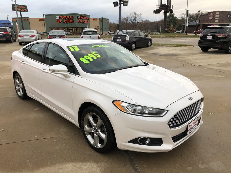 2013 Ford Fusion SE  - 242096  - Auto Finders LLC