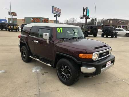 2007 Toyota FJ Cruiser  for Sale  - 19557  - Auto Finders LLC