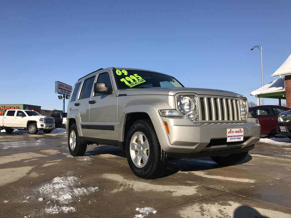 2009 Jeep Liberty  - Auto Finders LLC