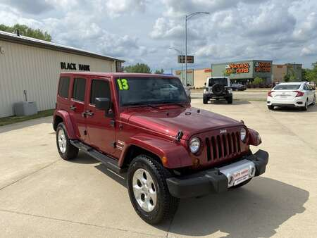 2013 Jeep Wrangler Unlimited Sahara for Sale  - 541638  - Auto Finders LLC
