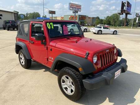 2007 Jeep Wrangler x for Sale  - 186404  - Auto Finders LLC