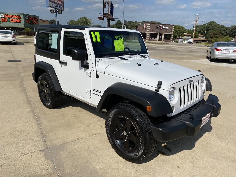 2017 Jeep Wrangler  - Auto Finders LLC