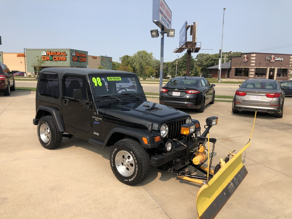 1998 Jeep Wrangler  - Auto Finders LLC
