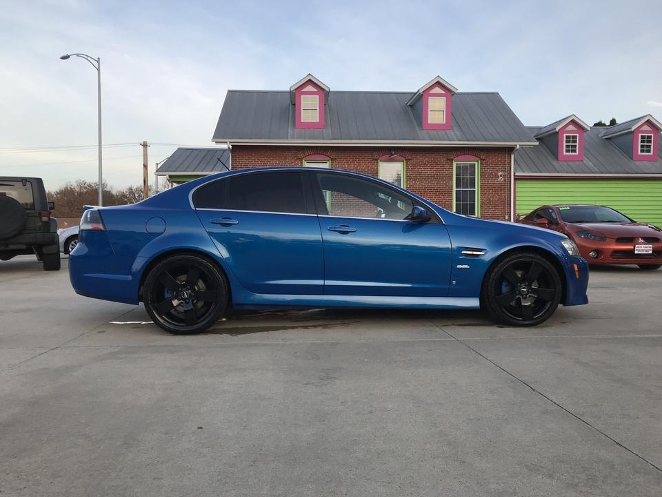 2009 Pontiac G8  - Auto Finders LLC