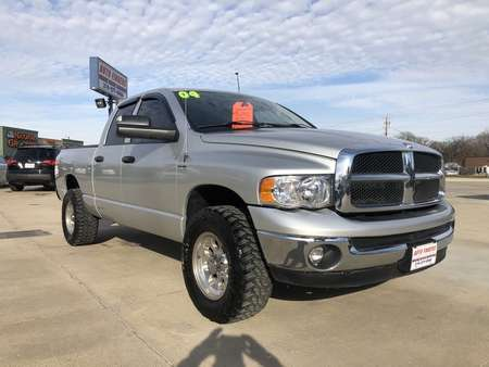 2004 Dodge RAM 1500 QUAD SLT for Sale  - 724703  - Auto Finders LLC