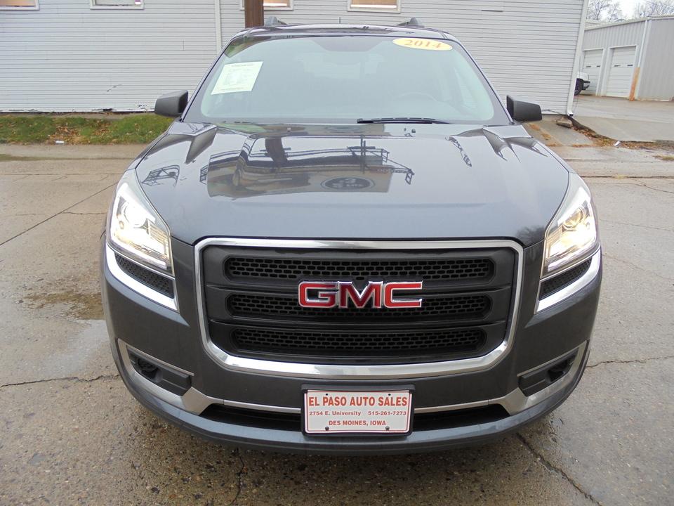 2014 GMC Acadia SLE  - 169266  - El Paso Auto Sales