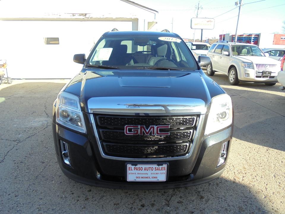 2013 GMC TERRAIN  - El Paso Auto Sales