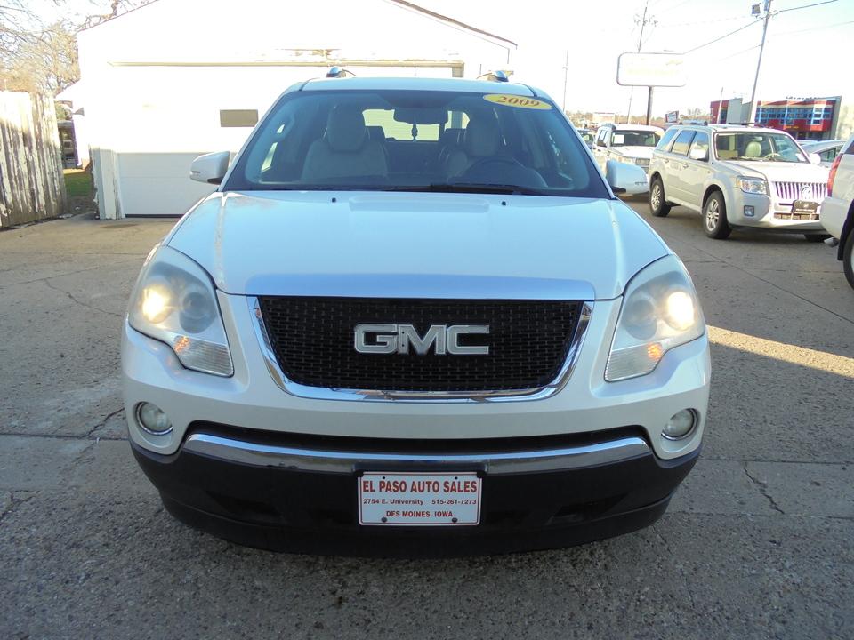 2009 GMC Acadia SLT2  - 158947  - El Paso Auto Sales