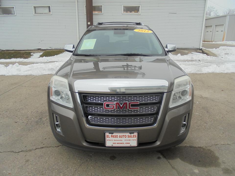 2012 GMC TERRAIN  - El Paso Auto Sales