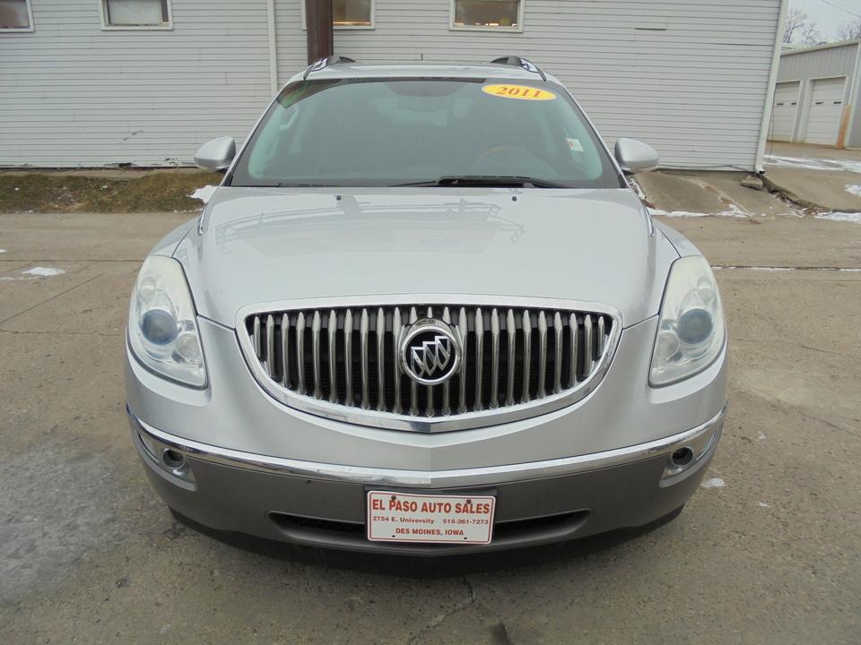 2011 Buick Enclave CXL-1  - 171574  - El Paso Auto Sales
