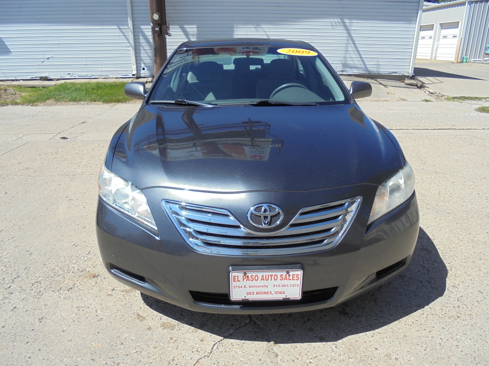 2009 Toyota Camry LE  - 330919  - El Paso Auto Sales