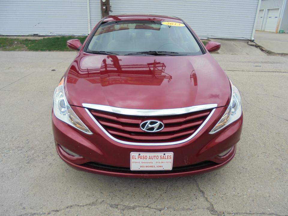 2013 Hyundai Sonata  - El Paso Auto Sales