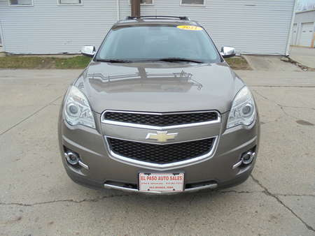 2011 Chevrolet Equinox LTZ for Sale  - 340039  - El Paso Auto Sales