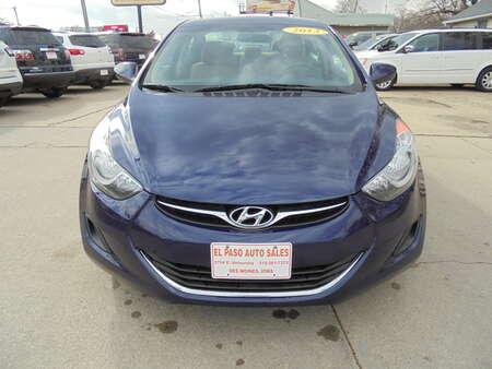 2013 Hyundai Elantra GLS PZEV for Sale  - 342394  - El Paso Auto Sales