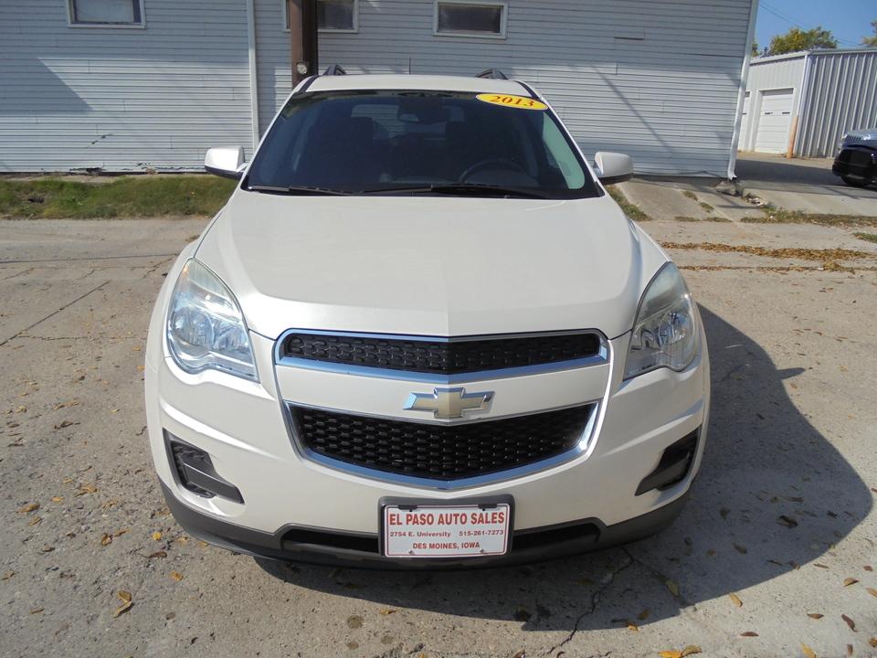 2013 Chevrolet Equinox LT  - 167700  - El Paso Auto Sales