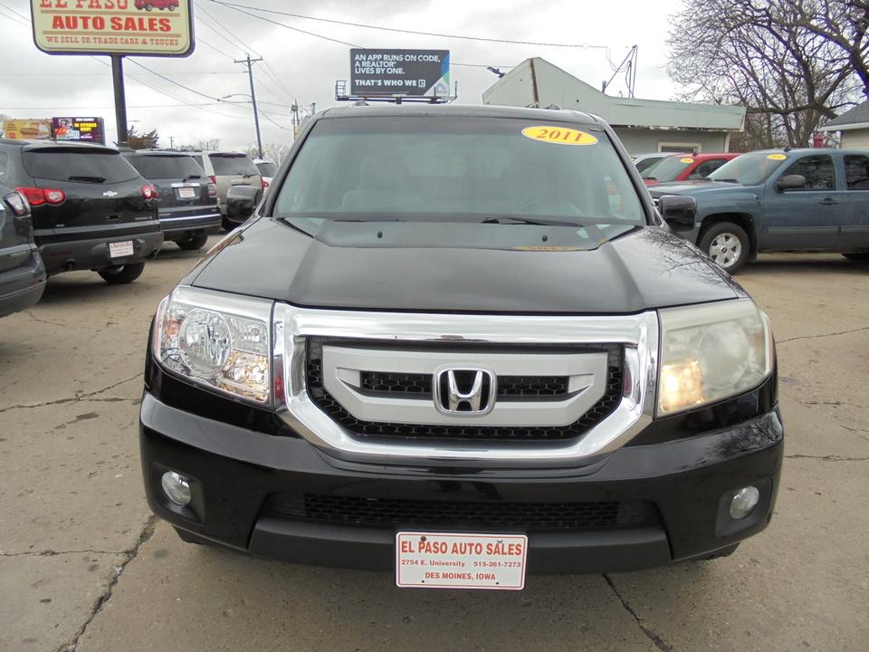 2011 Honda Pilot EX  - 173613  - El Paso Auto Sales