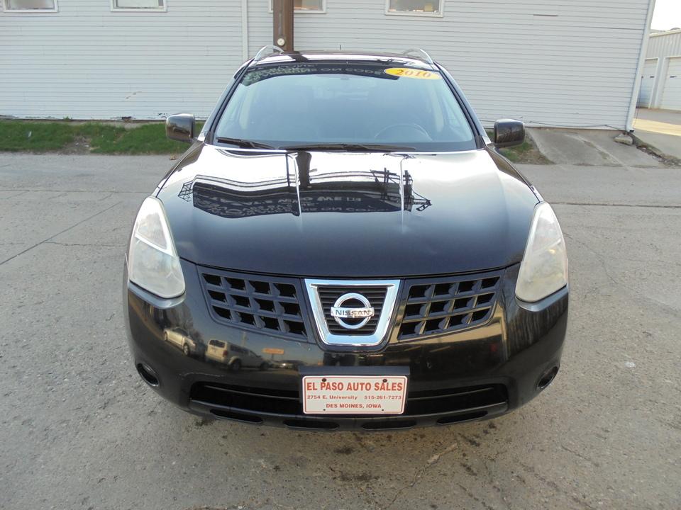 2010 Nissan Rogue SL  - 173608  - El Paso Auto Sales