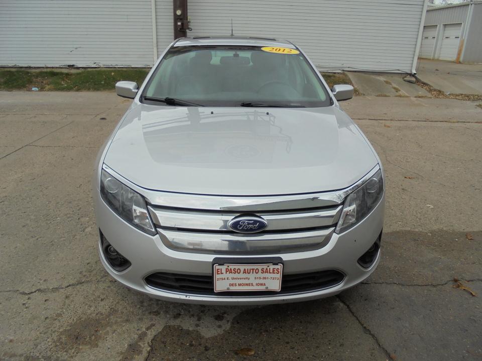 2011 Ford Fusion SE  - 168480  - El Paso Auto Sales