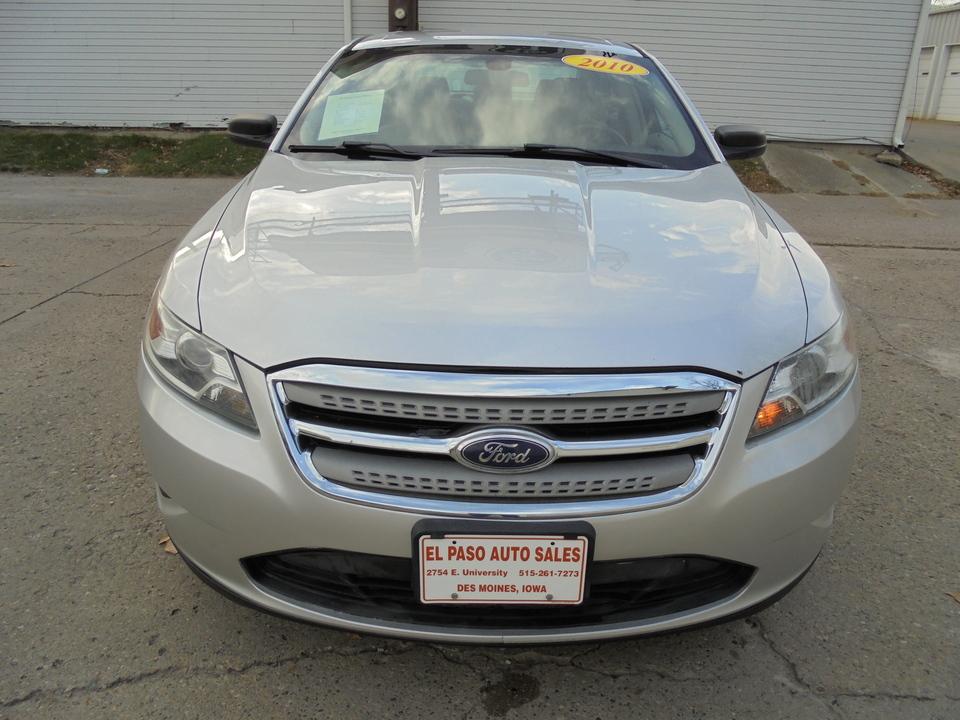 2010 Ford Taurus SE  - 352812  - El Paso Auto Sales