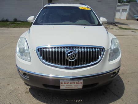 2010 Buick Enclave CXL w/1XL for Sale  - 346827  - El Paso Auto Sales