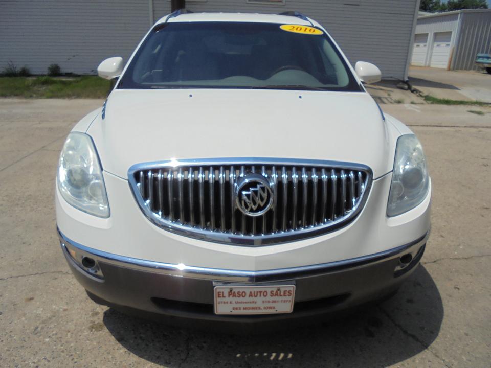 2010 Buick Enclave CXL w/1XL  - 346827  - El Paso Auto Sales