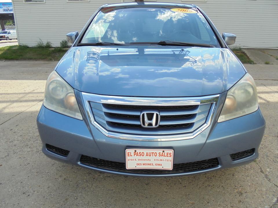 2009 Honda Odyssey EX  - 164087  - El Paso Auto Sales