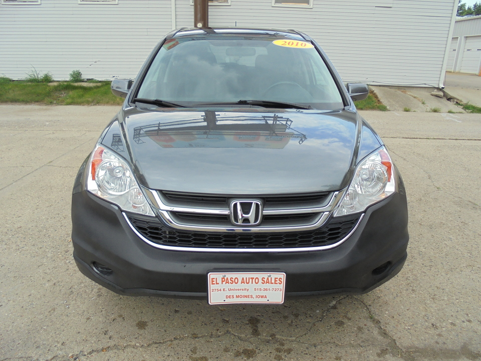 2010 Honda CR-V EX-L  - 164324  - El Paso Auto Sales