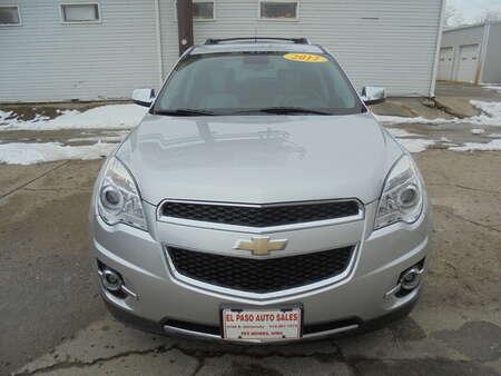 2012 Chevrolet Equinox LTZ for Sale  - 354492  - El Paso Auto Sales