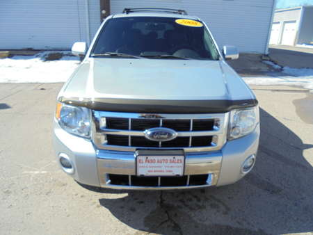 2008 Ford Escape Limited for Sale  - D42538  - El Paso Auto Sales