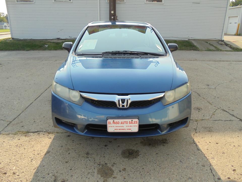 2010 Honda Civic  - El Paso Auto Sales