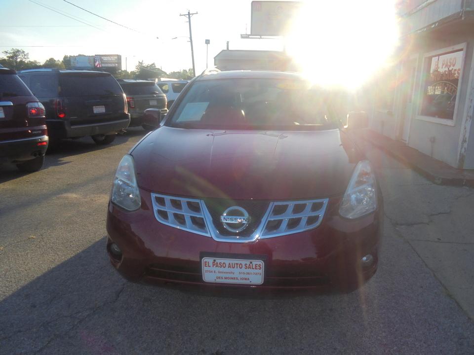 2011 Nissan Rogue SL  - 360694  - El Paso Auto Sales