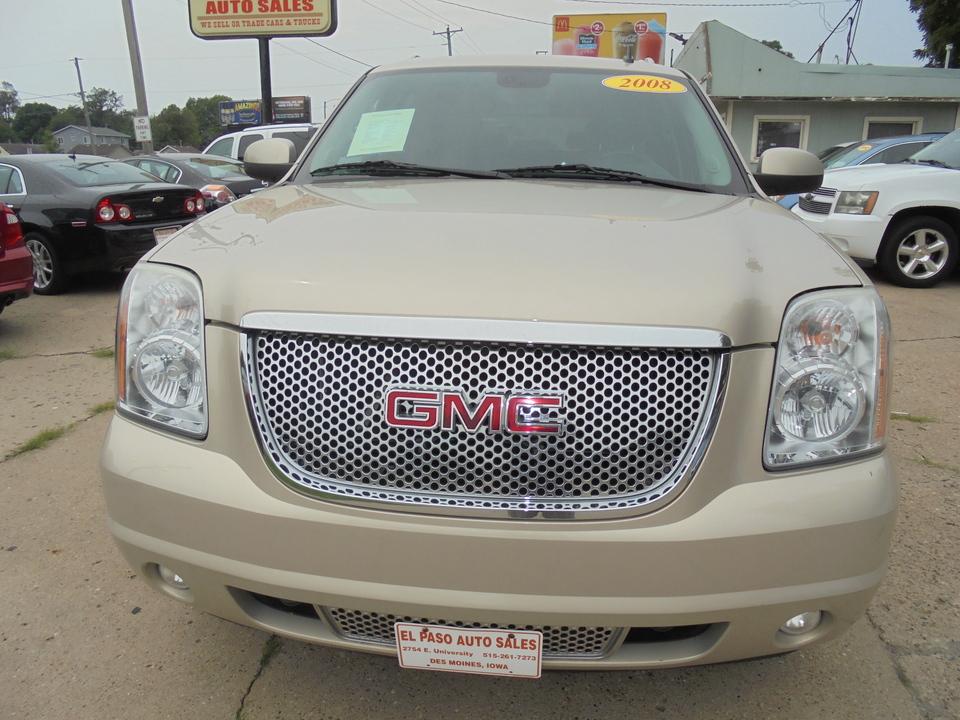 2008 GMC Yukon XL Denali  - El Paso Auto Sales