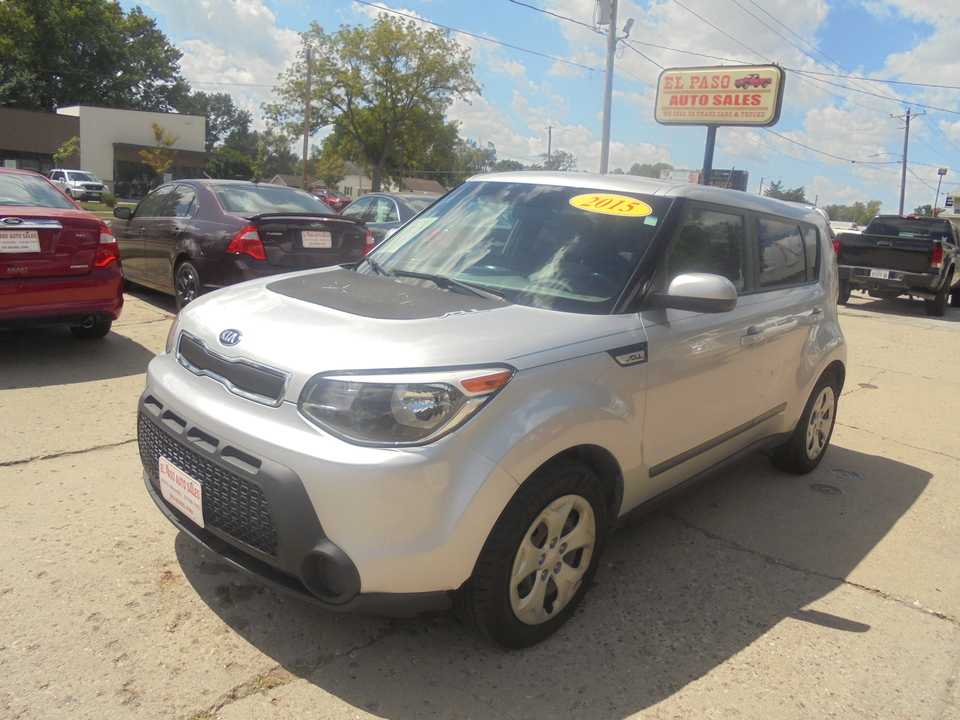 2015 Kia Soul  - El Paso Auto Sales