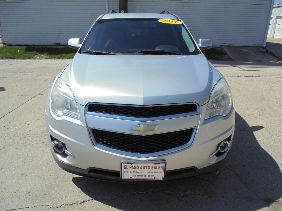 2011 Chevrolet Equinox LT w/2LT  - 173621  - El Paso Auto Sales