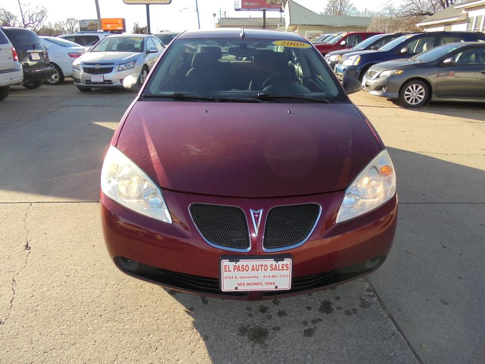 2009 Pontiac G6  - El Paso Auto Sales