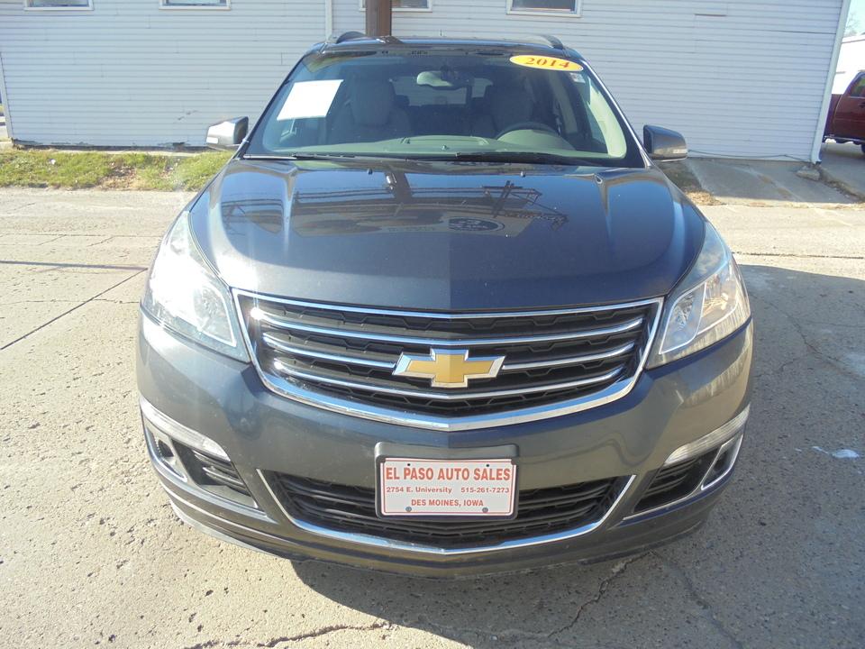 2014 Chevrolet Traverse LT  - 169527  - El Paso Auto Sales