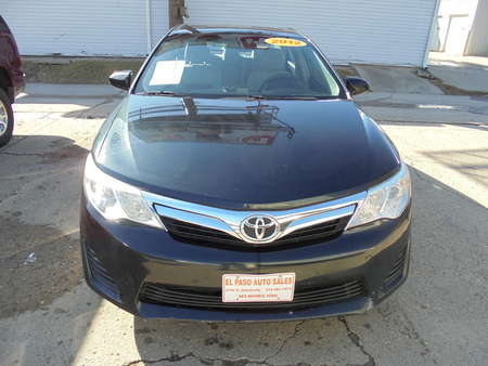 2012 Toyota Camry LE for Sale  - 296605  - El Paso Auto Sales