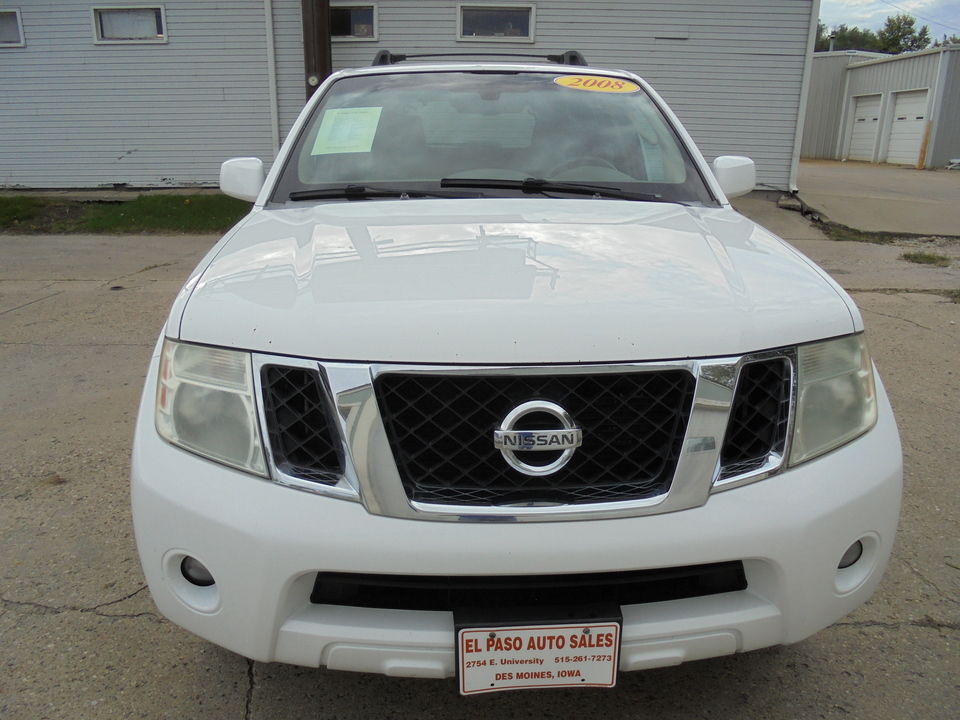 2008 Nissan Pathfinder  - El Paso Auto Sales
