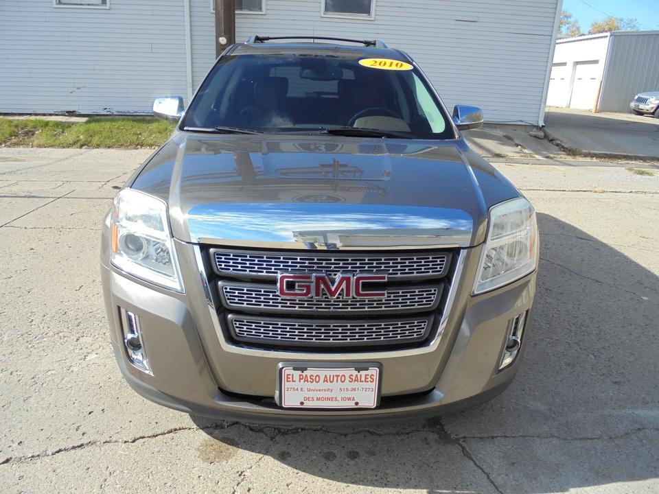 2010 GMC TERRAIN  - El Paso Auto Sales