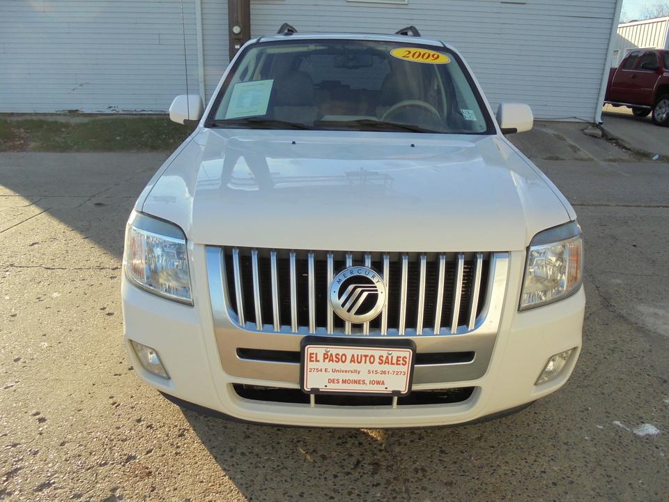 2009 Mercury Mariner  - El Paso Auto Sales