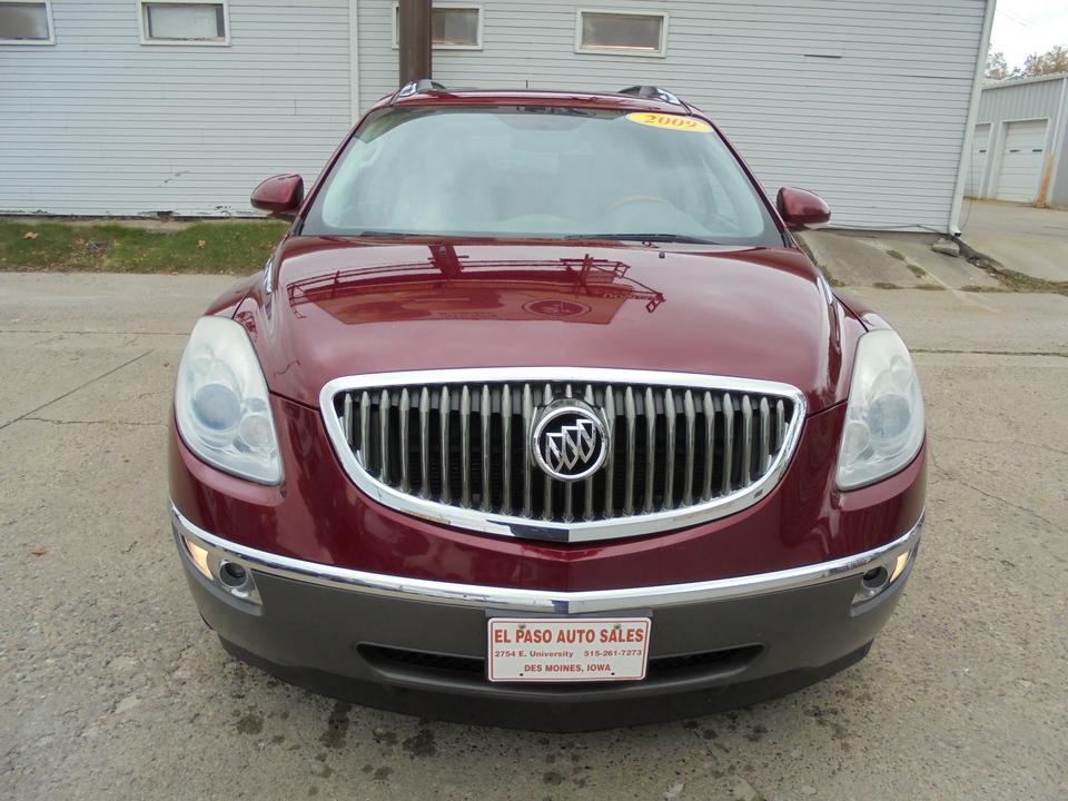 2009 Buick Enclave CXL  - 168496  - El Paso Auto Sales