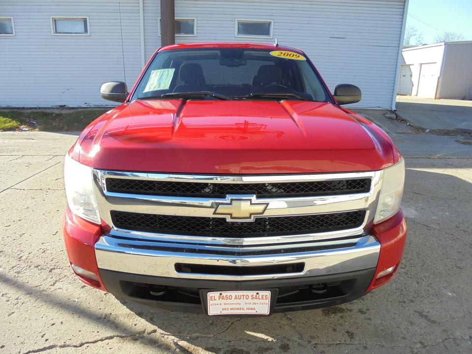 2009 Chevrolet Silverado 1500 LT  - 168904  - El Paso Auto Sales