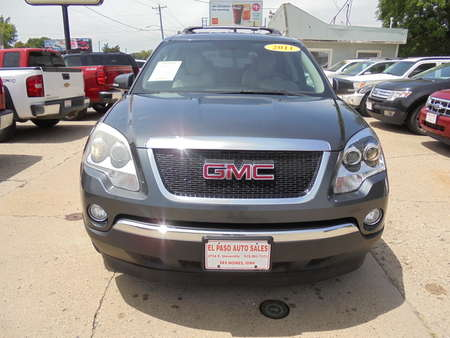 2011 GMC Acadia SLT1 for Sale  - 149397  - El Paso Auto Sales