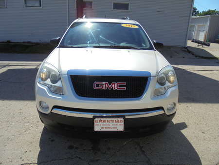 2012 GMC Acadia SLE for Sale  - 160900  - El Paso Auto Sales