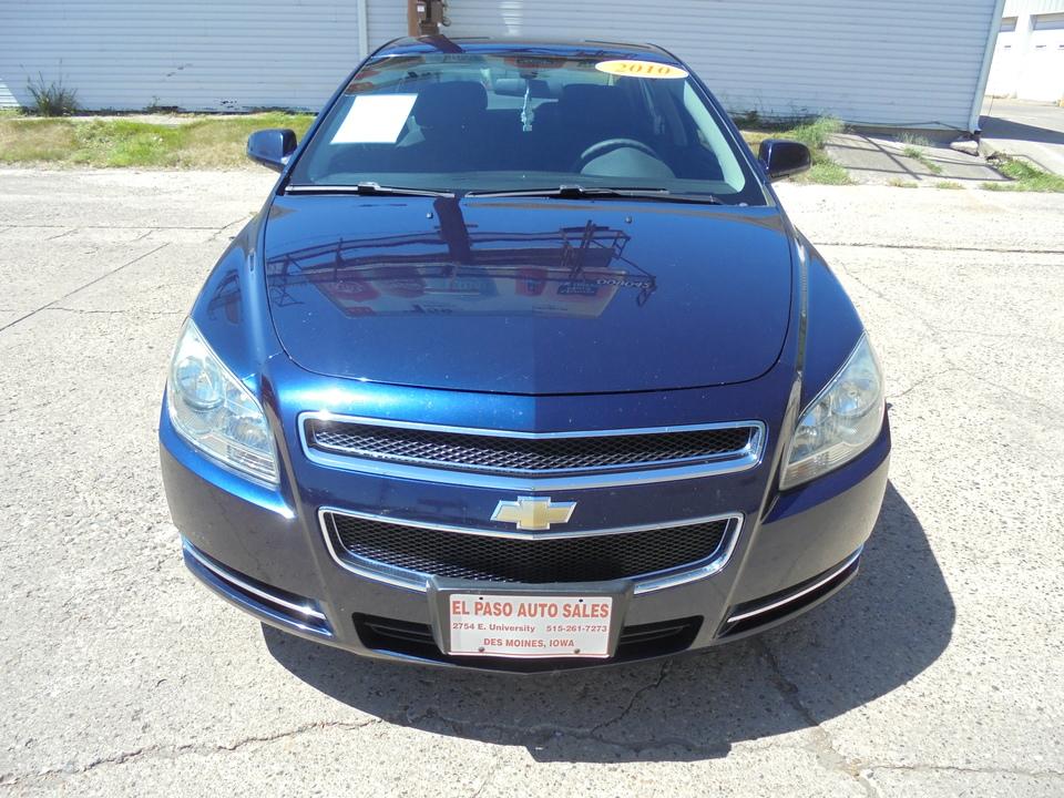 2010 Chevrolet Malibu LT w/1LT  - 348792  - El Paso Auto Sales